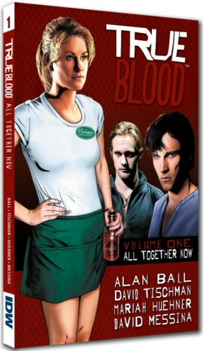 TRUE BLOOD HC VOL 01 ALL TOGETHER NOW RED GROUP ED
