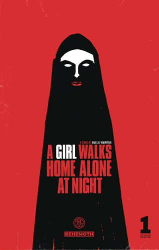 A GIRL WALKS HOME ALONE AT NIGHT #1 2ND PTG