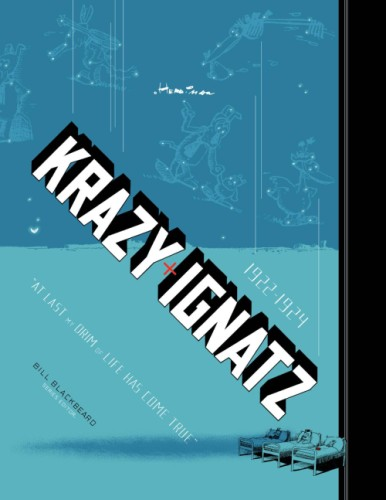 KRAZY & IGNATZ TP 1922-1924 DRIM OF LOVE