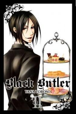 BLACK BUTLER GN VOL 02 NEW PTG