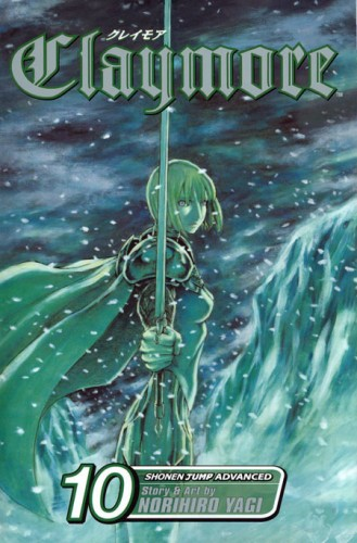 CLAYMORE GN VOL 10