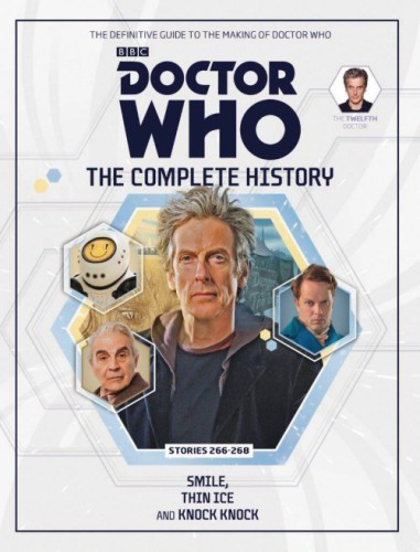 DOCTOR WHO COMP HIST HC VOL 84 12TH DOCTOR STORIES 264-265 (