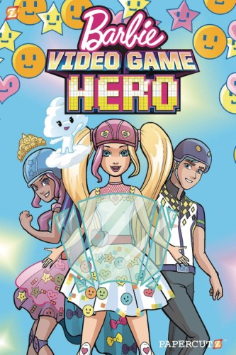 BARBIE VIDEO GAME HERO GN VOL 01