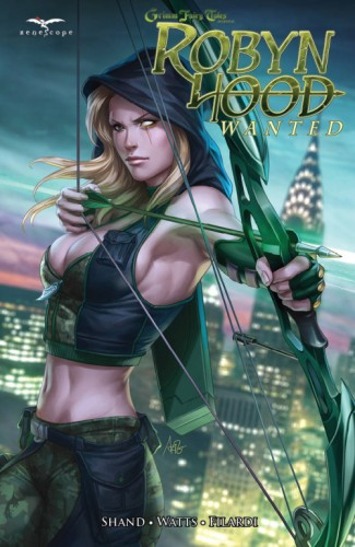 GFT ROBYN HOOD TP VOL 02 WANTED