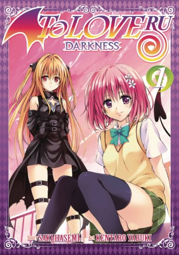 TO LOVE RU DARKNESS GN VOL 01