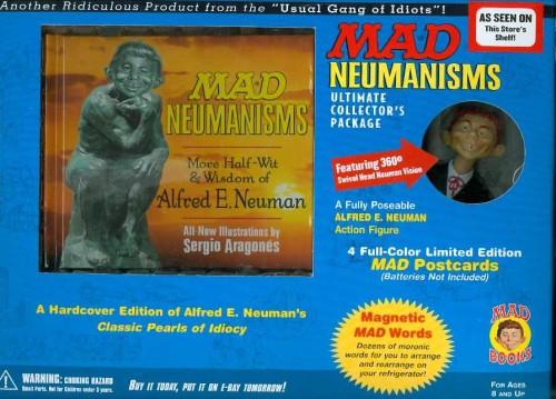 MAD NEUMANISMS