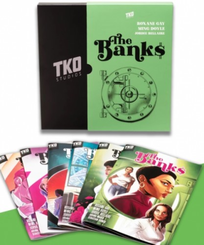THE BANKS - 6 ISSUE BOX SET