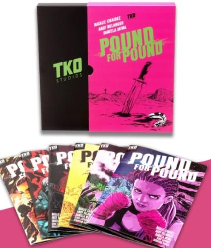 POUND FOR POUND 6 ISSUE BOX SET