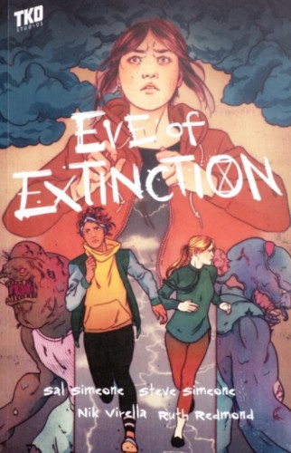 EVE OF EXTINCTION TP