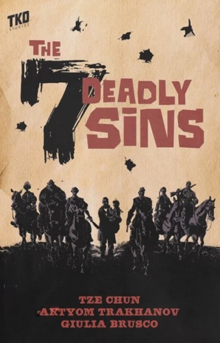 THE 7 DEADLY SINS TP