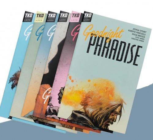 GOODNIGHT PARADISE 6 ISSUE BOX SET