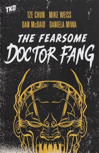 THE FEARSOME DOCTOR FANG TP